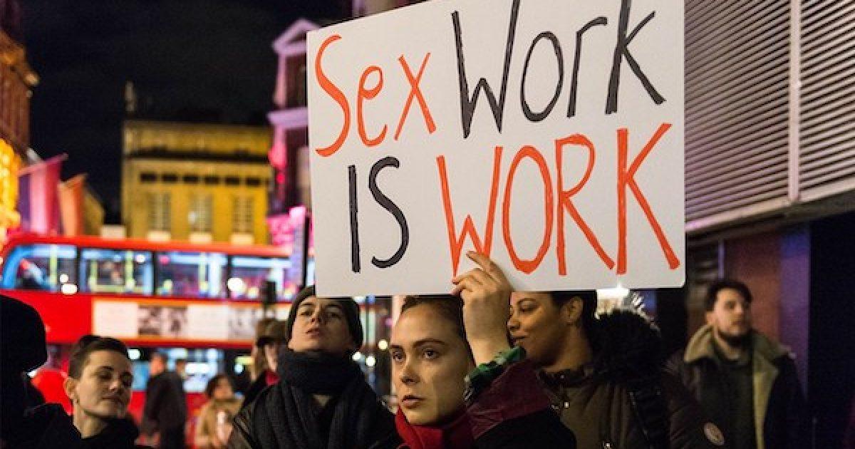Teen Vogue Sex Worker
