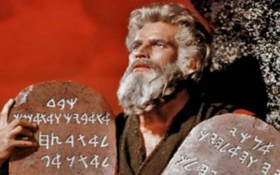 Ten Little Known Facts About Moses And The Ten Commandments (Shavuot For Non-Jews)