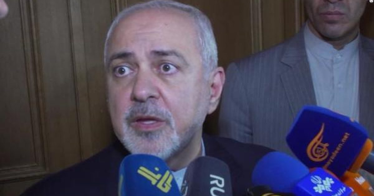 sanctions Javad Zarif