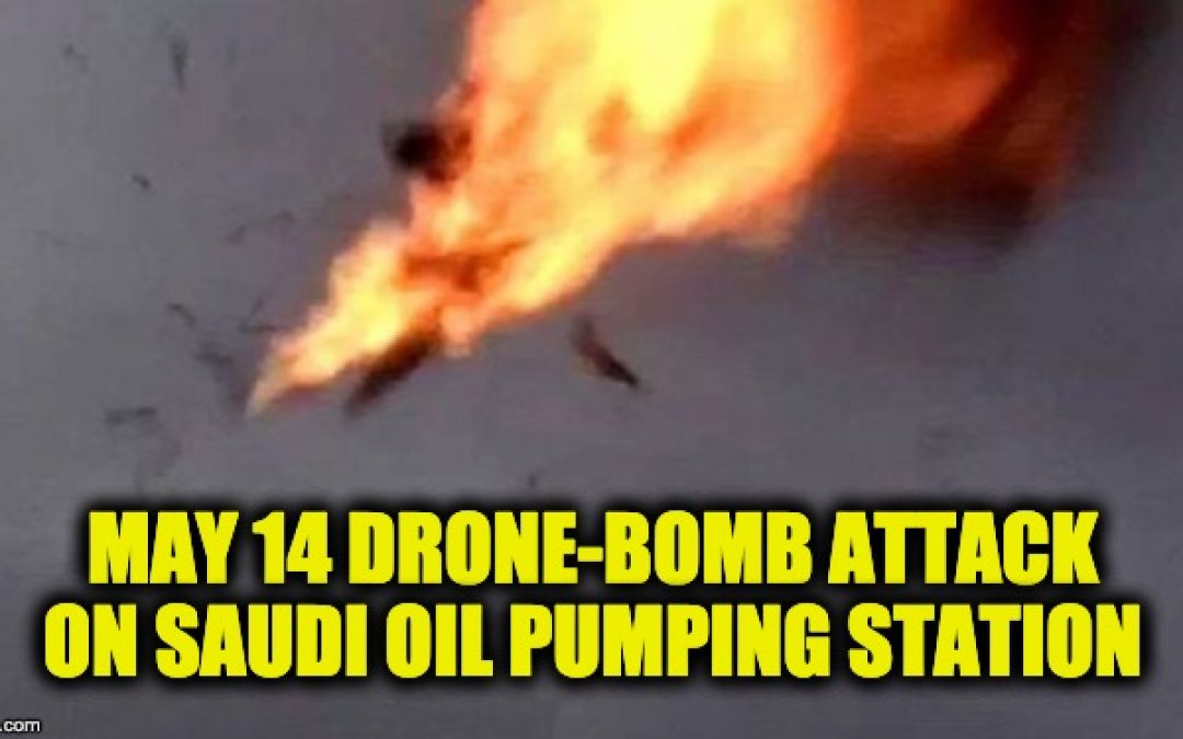 How Iran-Backed Drone Attacks On Saudis From Iraq Will Transform Whole Mideast Battle Space