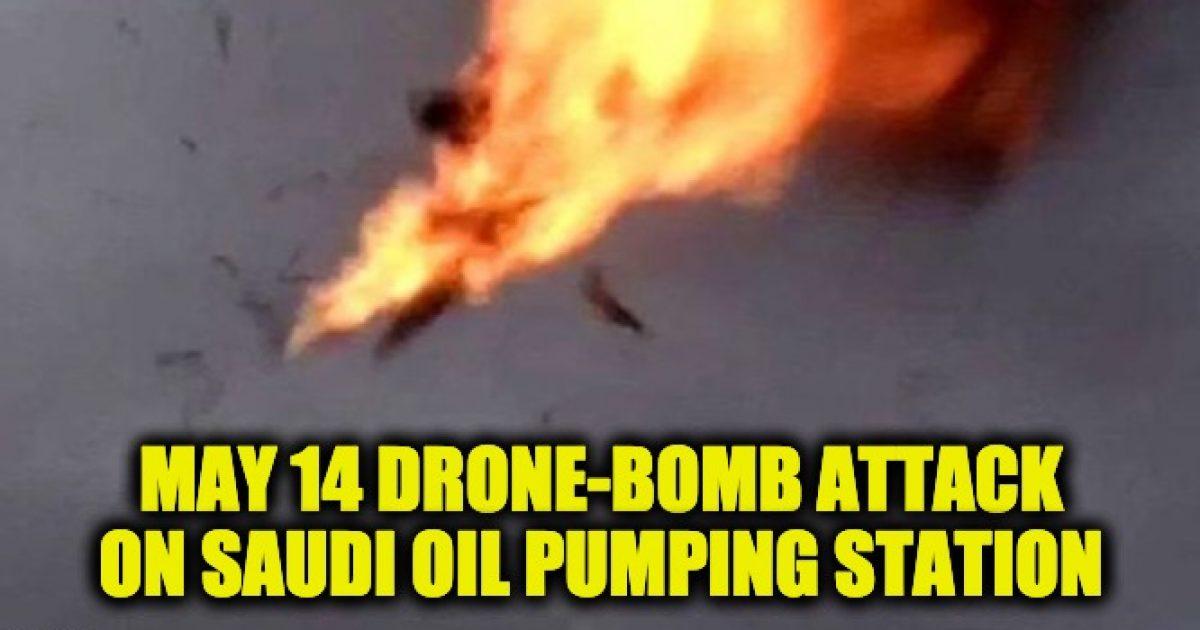Iran Drone Attack Saudi Arabia