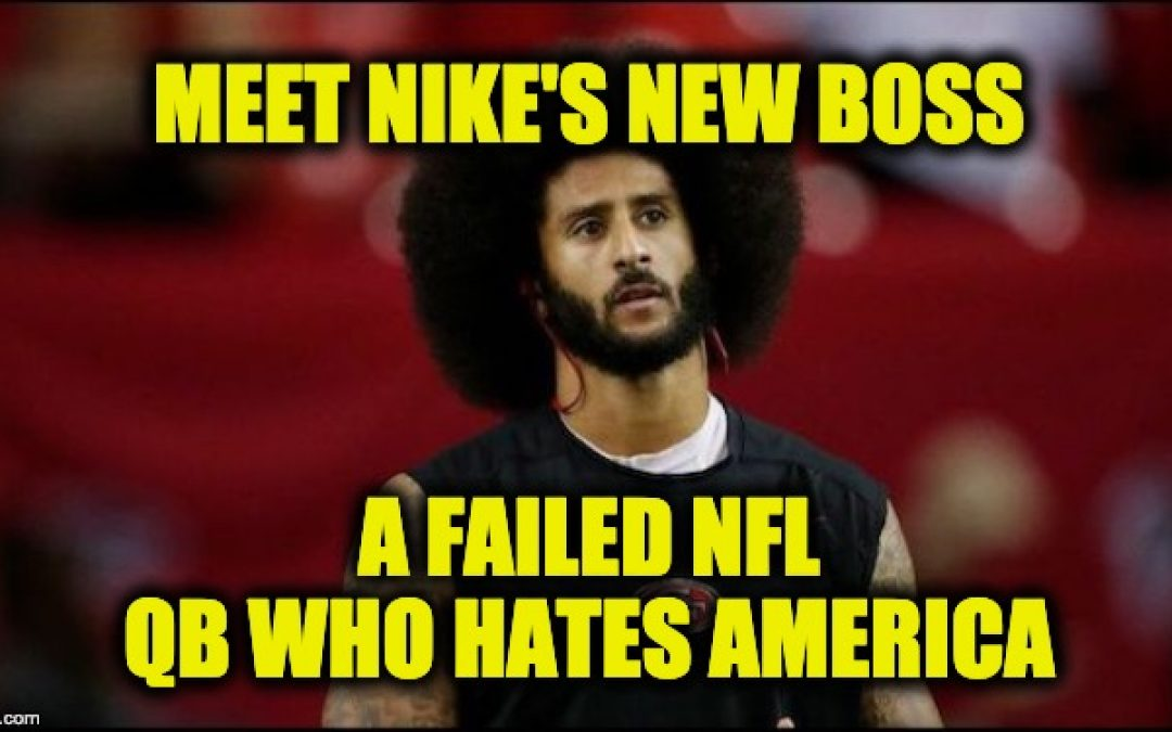 Colin Kaepernick Is Now Running Nike