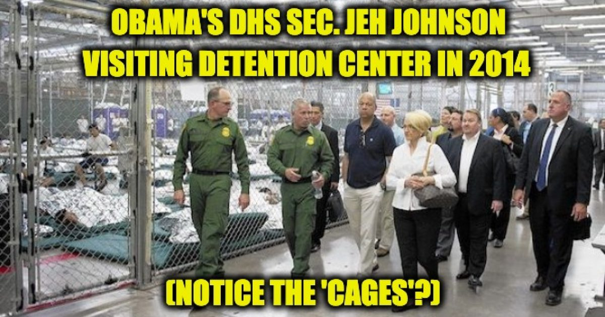 Jeh Johnson open borders