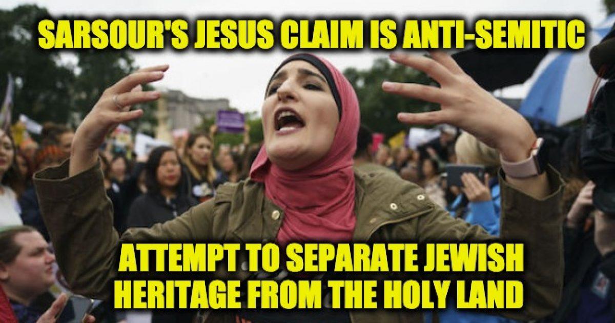 Linda Sarsour Jesus