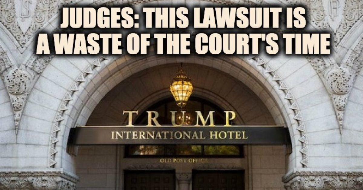 emoluments lawsuit