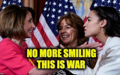 AOC Declares WAR!  Says Pelosi Targeting Women Of Color