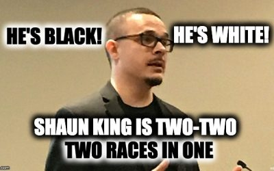 Shaun King Antifa