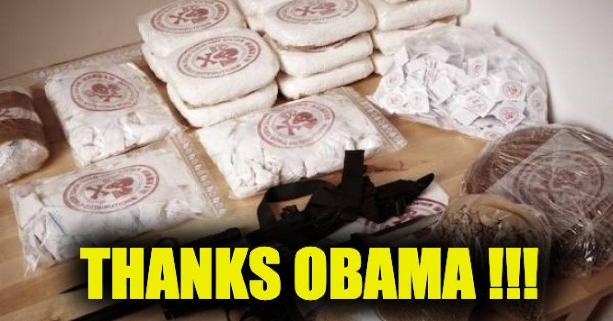 Obama Hezbollah cocaine smuggling