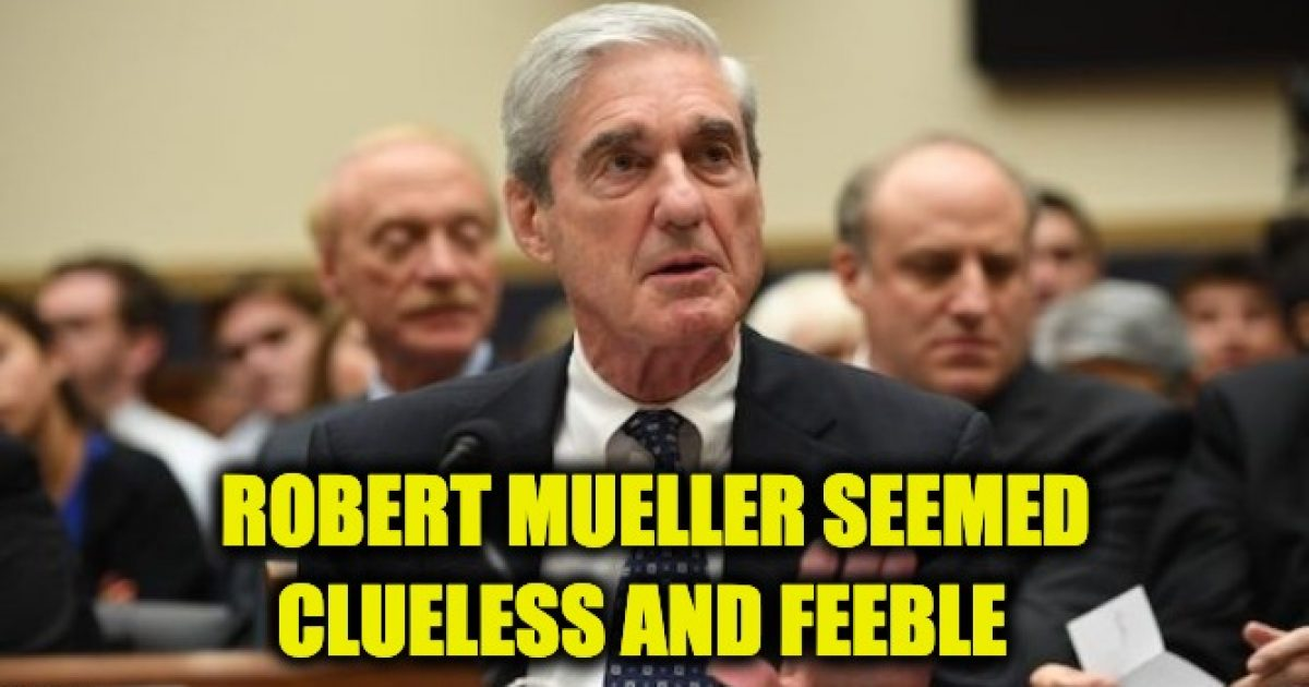 Robert Mueller Congressional hearings