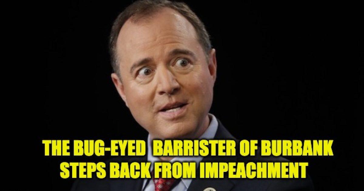 Adam Schiff Impeachment