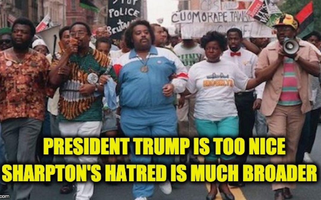 Al Sharpton is Racist, Homophobic, Misogynist, And Anti-Semitic