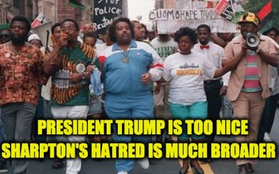 Al Sharpton is Racist, Homophobic, Misogynist, And Anti-Semitic