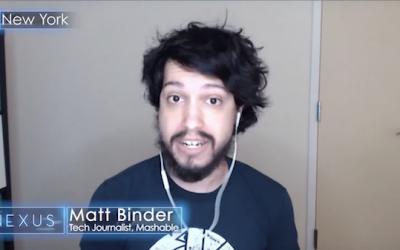 Mashable's Liberal Tech Writer Matt Binder Gets Schooled On Google Anti-Trump Bias