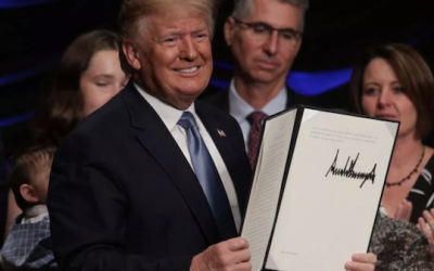 Pres. Trump's Latest Executive Order May Save 43,000 People's Lives… Media Silent