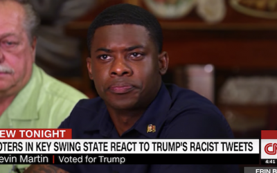 CNN Viewers So Outraged By Black Trump Supporter They Trash Him On Twitter