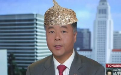 Congressman Ted Lieu Claims Somebody 'Got To' Robert Mueller