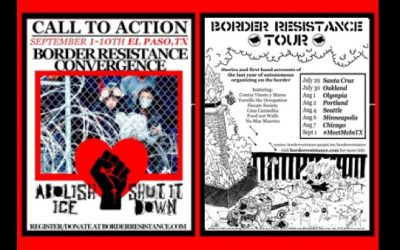 Antifa Terrorists Plan 10-Day Sept. Border Siege in El Paso