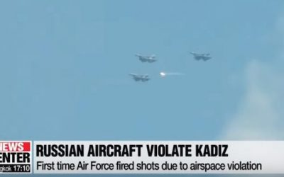 Joint Russian-Chinese Air Ops: A Can Of Strategic 'In Your Face!' (Video)