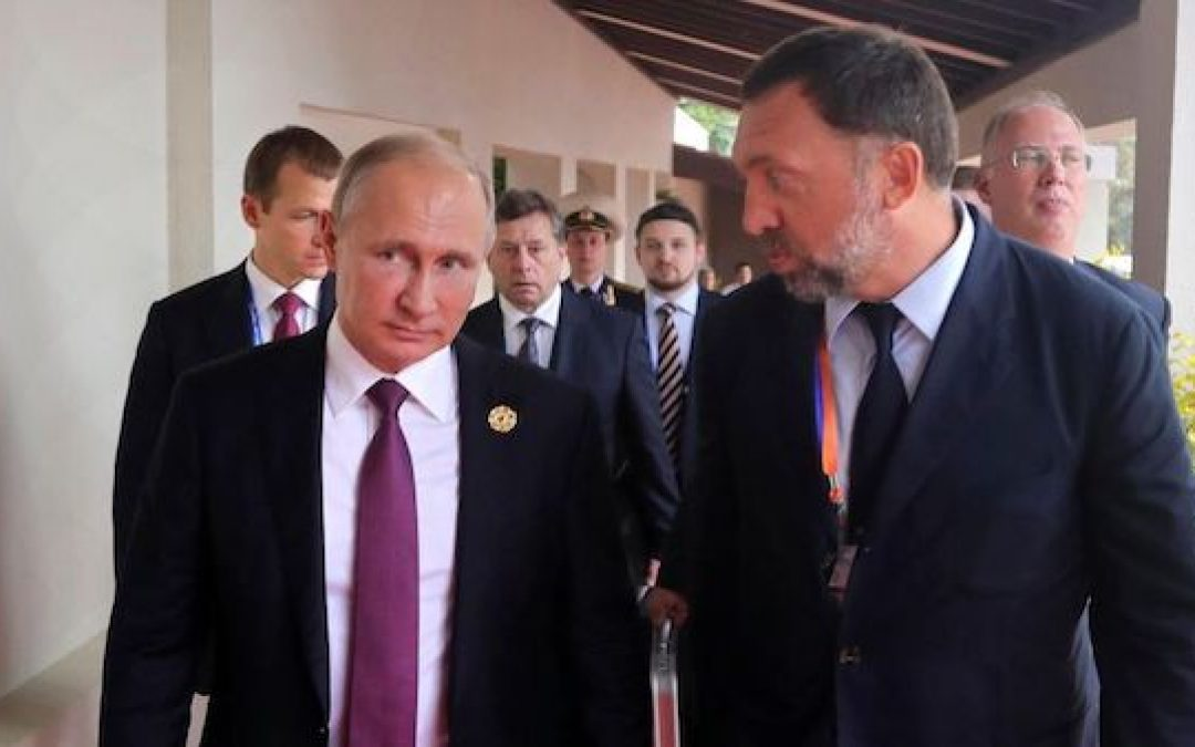 Interview With Russian Oligarch Raises New Robert Mueller Conflict Issues