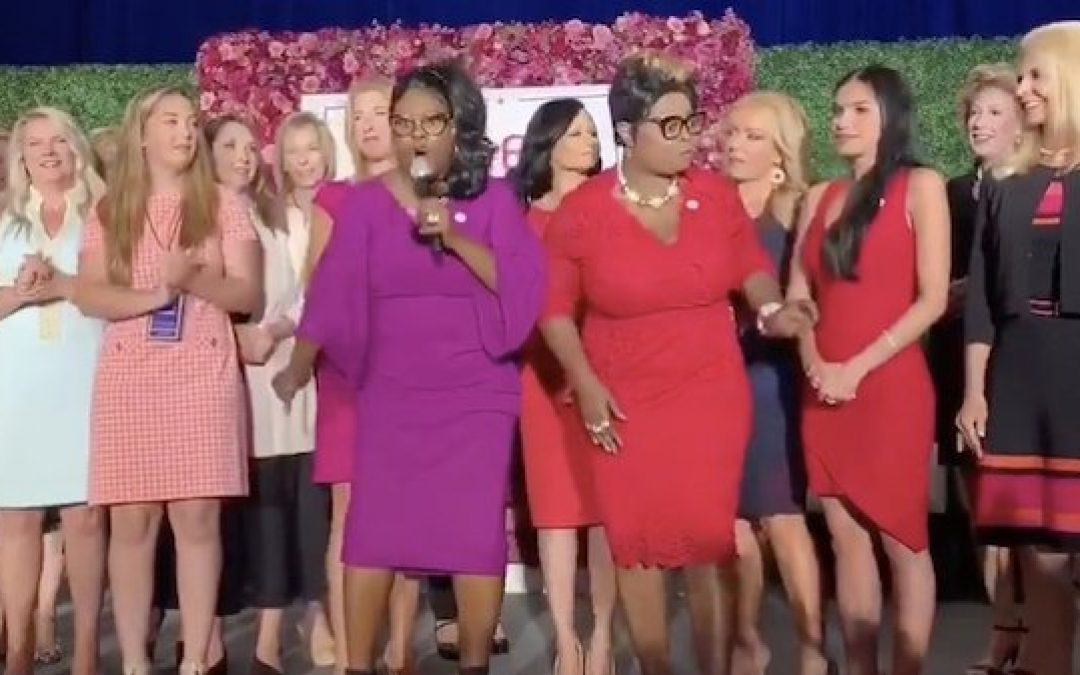 Women for Trump 2020 Kicks Off As MSM Works to Destroy the President