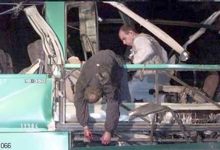 Sbarro Bombing