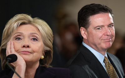 A Telling Timeline: Immunity Deals For Hillary Aides Show Comey FBI Helped Destroy Evidence For Clinton
