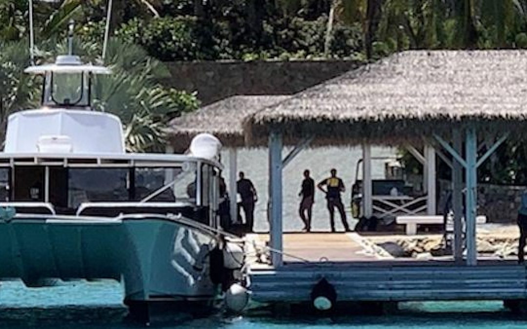 FBI Raided Epstein's Pedophile Island On Monday (Video)