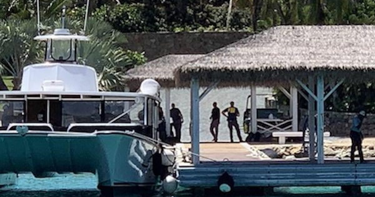Epstein's Pedophile Island