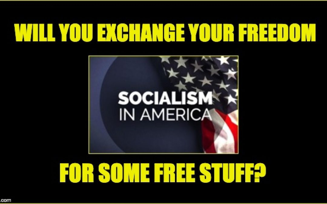 America Was Sliding Toward Socialism For Over A Century, Will Socialism Restart After Trump?