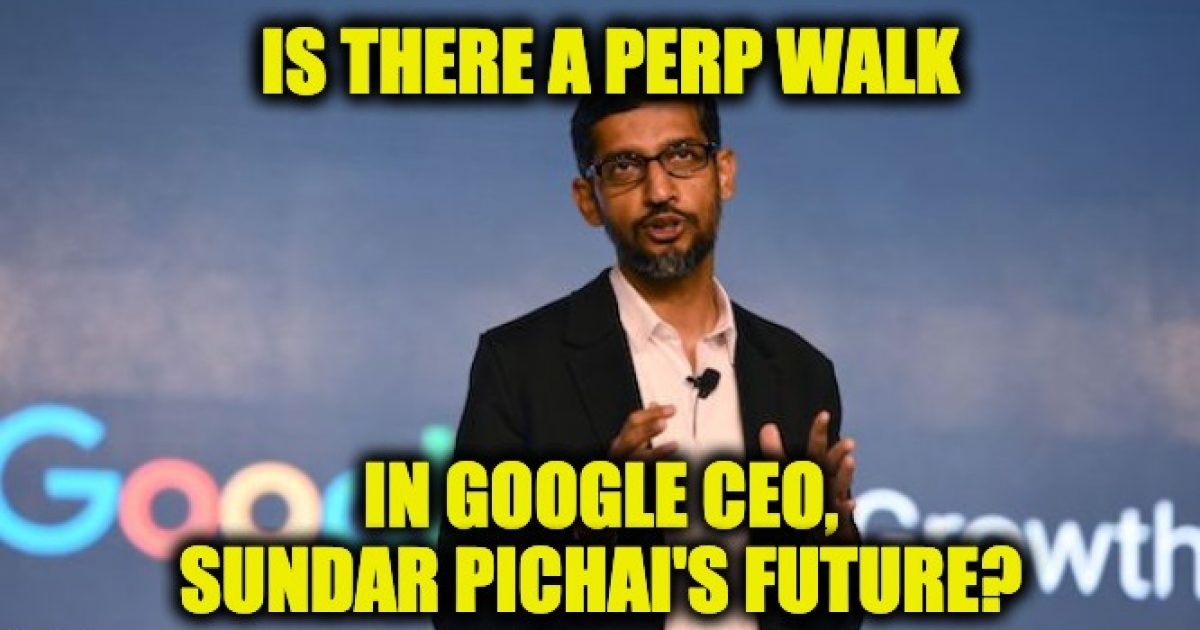 Google whistleblower