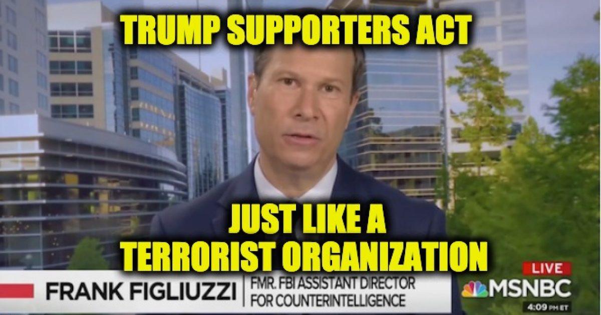 Frank Figliuzzi terrorists