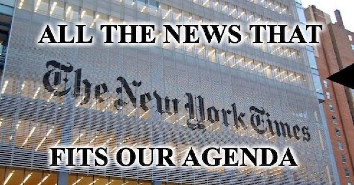 NY Times editor