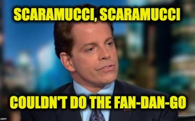 Trump slammed Scaramucci