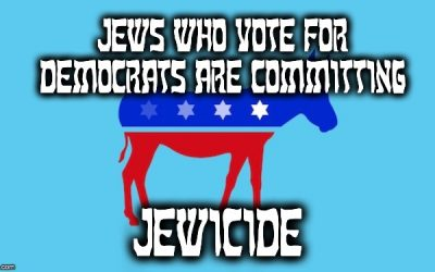 Jews Who Vote Democrat