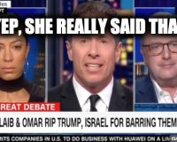 CNN's Angela Rye: White Men Who Criticize Tlaib and Omar are 'Greatest Terrorist Threat'
