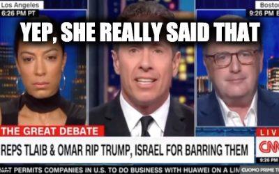 CNN's Angela Rye
