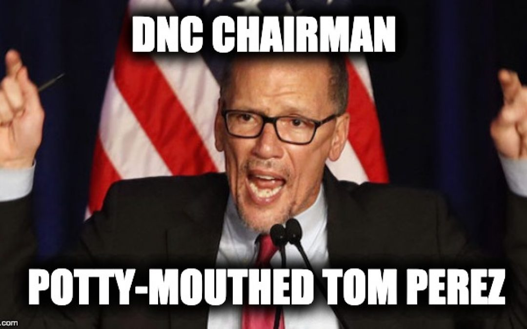 Desperate Potty-Mouthed DNC Chair Set To Hold Fundraisers … In Mexico