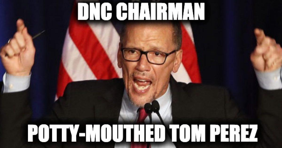 Potty-mouthedTom Perez