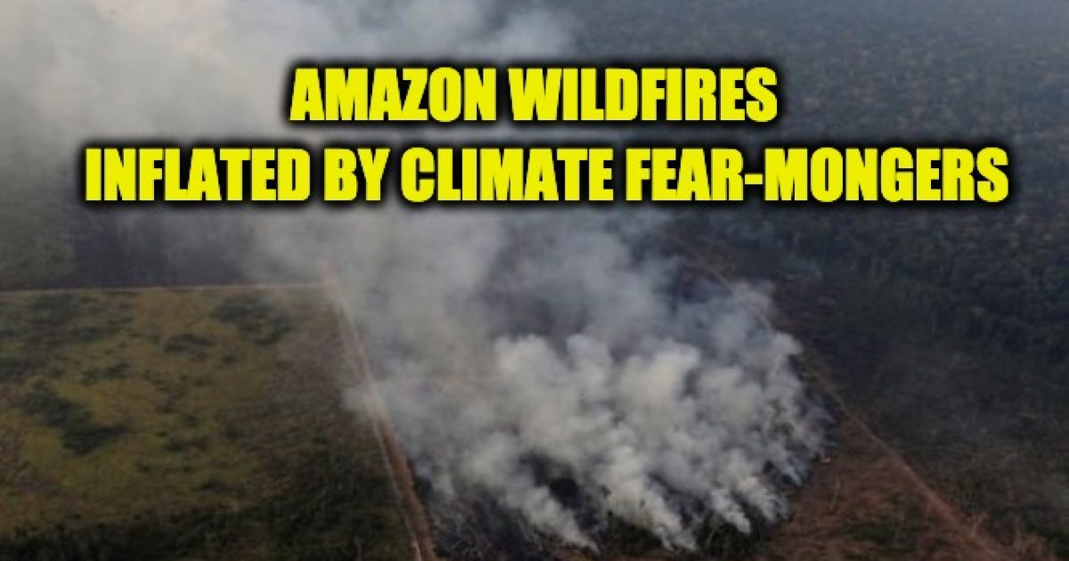 rainforest fear-mongering