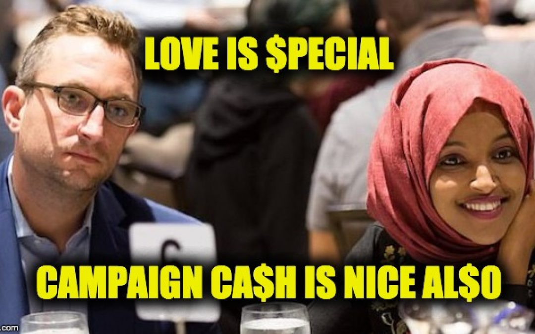 Ilhan Omar Occupied Another Woman's Husband, Paid Him Well, Broke Islamic Law