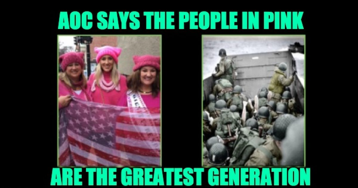 AOC greatest generation