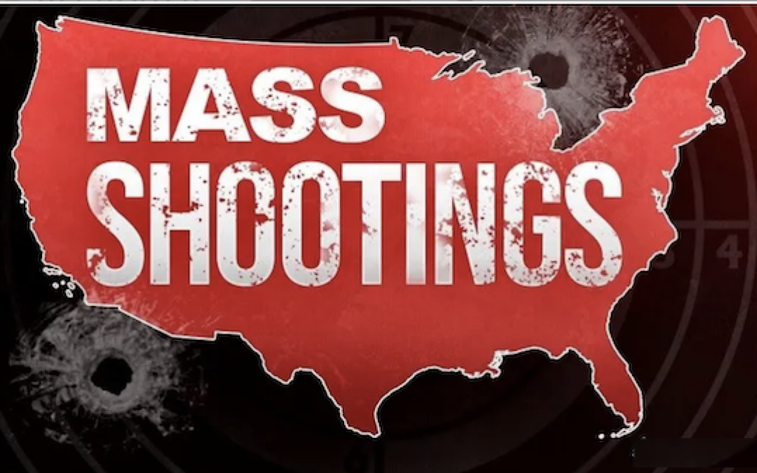 Liberals Take Note–The US Is NOT Leader In Mass Shootings