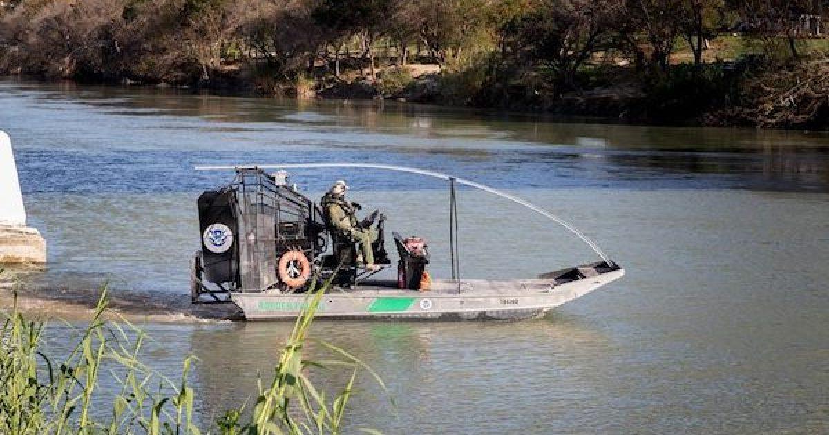Border Patrol Mexico