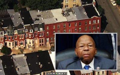 Liberals Blame Trump For Burglary At Cummings' Home