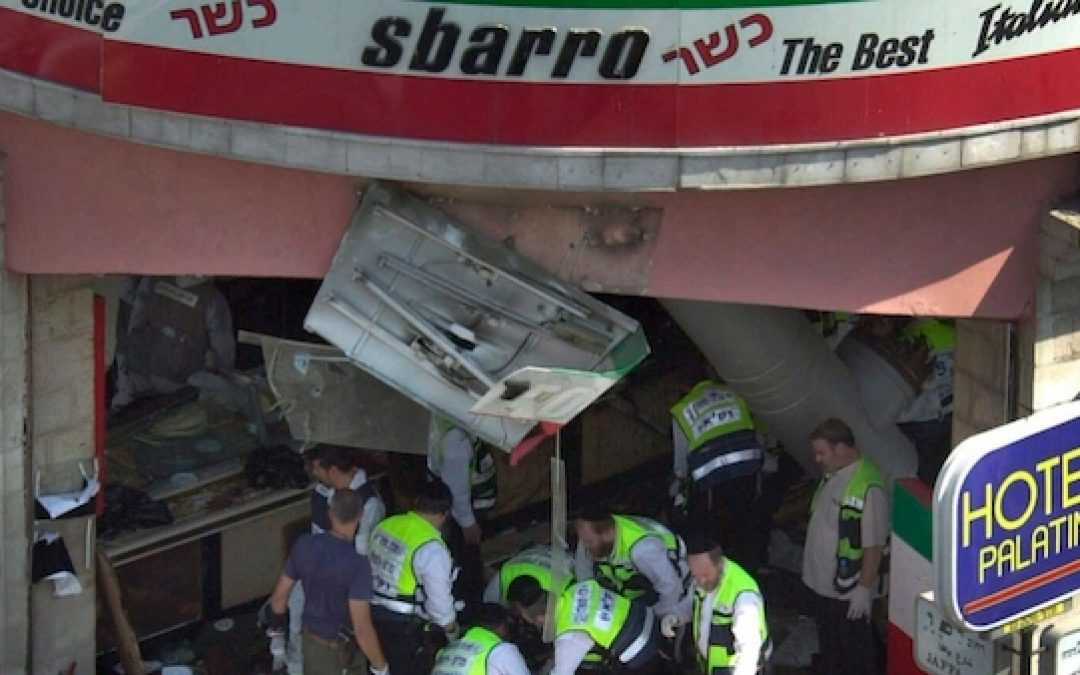 Jake Tapper's Analogy About Trump and The 'Poor Israeli Girl In A Pizzeria' (The Sbarro Bombing) Is Wrong