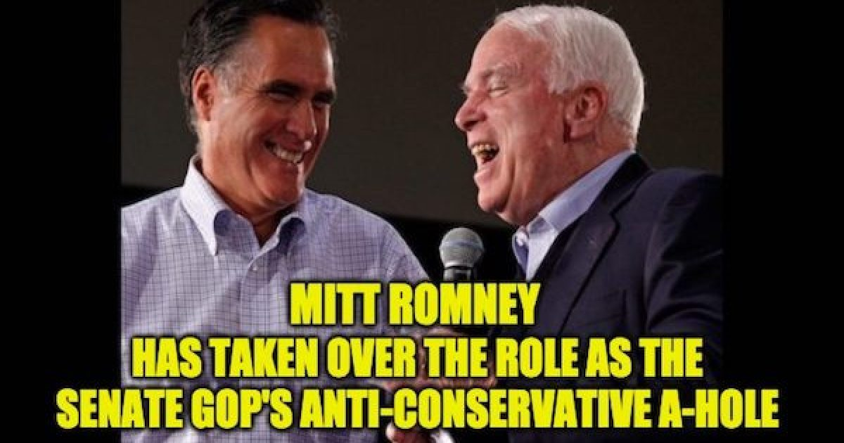 Romney refuses endorse