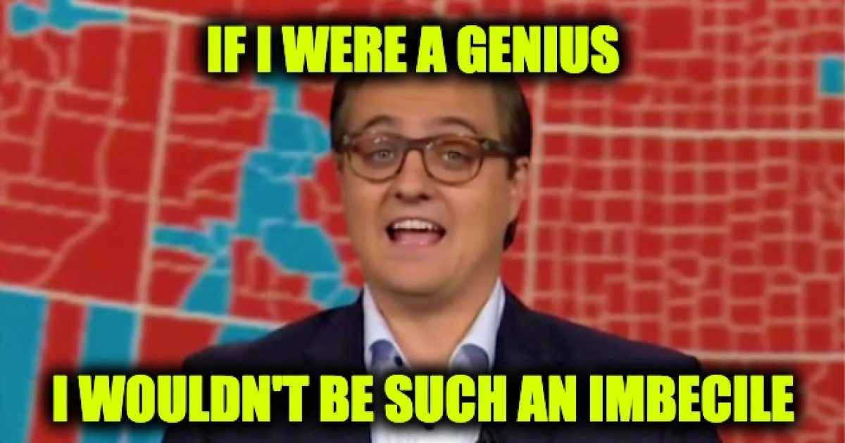 chris hayes constitution