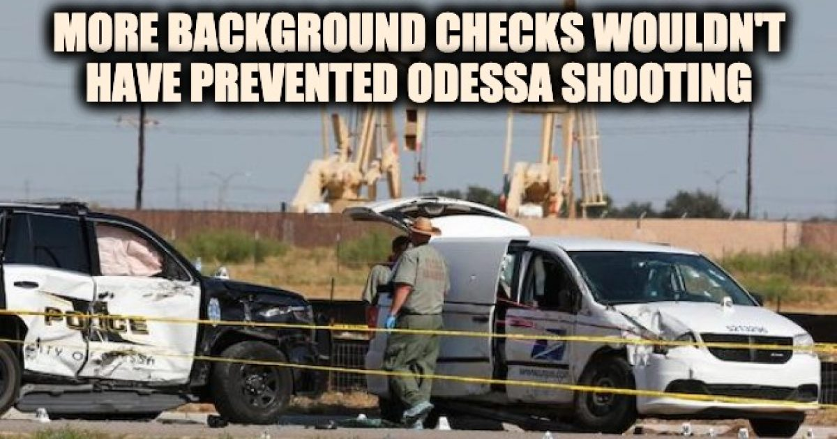 Odessa Shooting