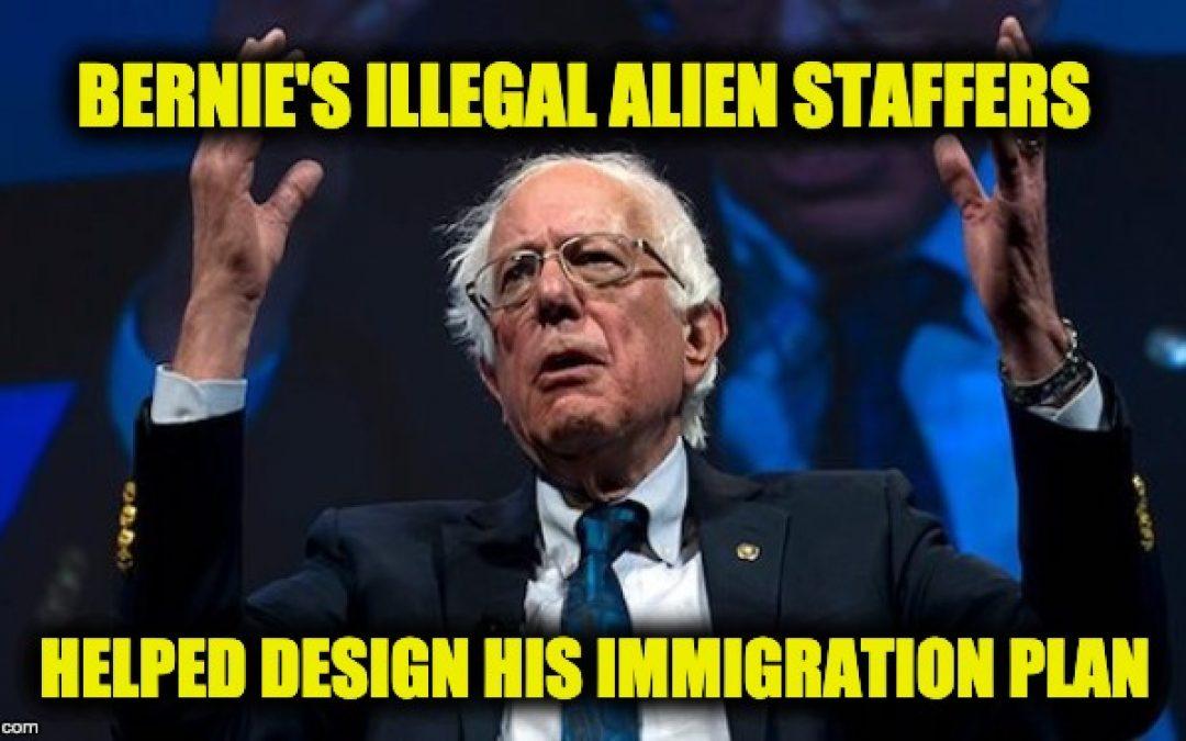 Sanders' Latest Terrible Idea: Let Illegals Create Immigration Plan