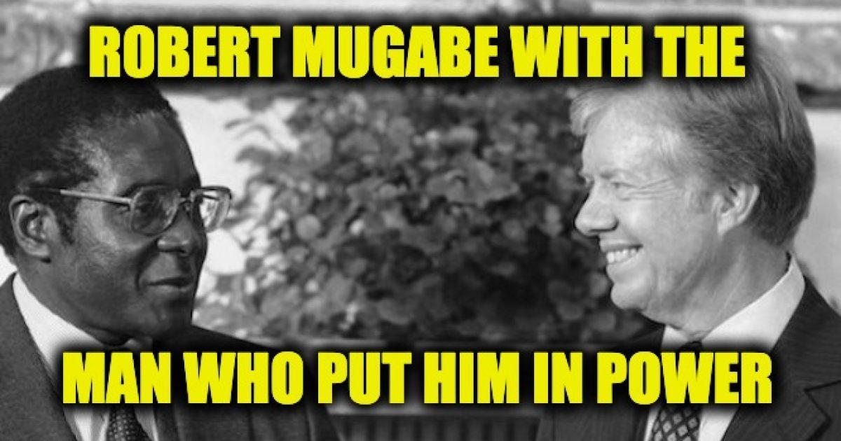 Mugabe dead